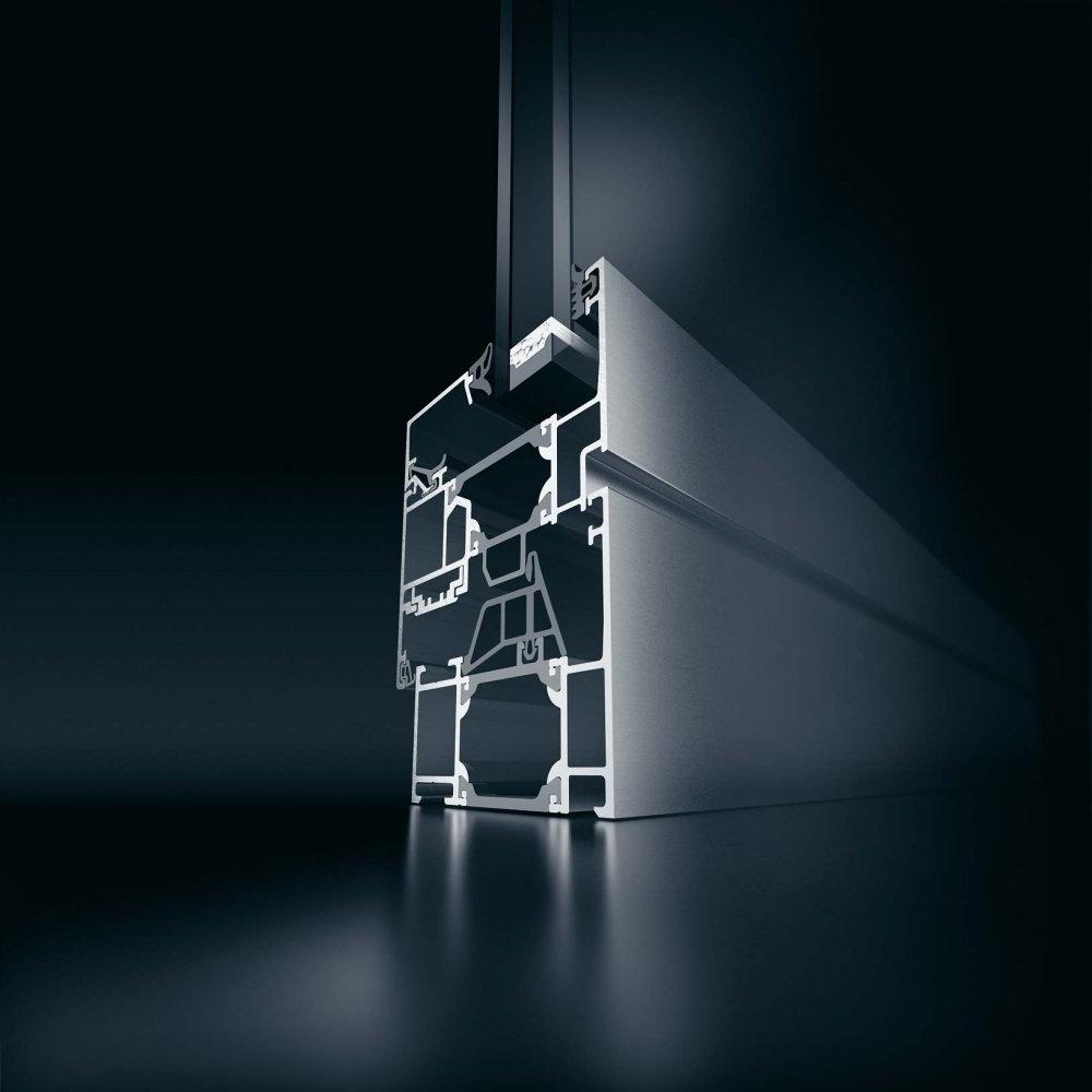 Aluminiumfenster sch co aws 65 g nstig online kaufen for Fenster aluminium