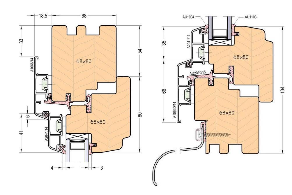 Holz aluminiumfenster 68 linear nach ma g nstig online for Holz aluminium fenster